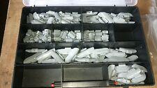 225x Schlaggewichte Stahlfelgen Wuchtgewichte Auswuchtgewichte 5-30g Sortiment