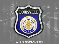 "#773 2/"" Louisville /& Nashville Railroad L/&N Tag Decal Sticker Label LAM 2"