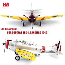 HOBBY MASTER USA Douglas SBD-1 Sandiego 1940 1/32 diecast plane model aircraft