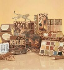 Kylie Cosmetics Leopard Full Collection Bundle *LIMITED EDITION* By Kylie Jenner