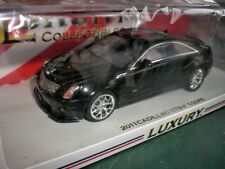 Spark Luxury LC 101027 - 2011 Cadillac CTS-V Coupe Black Raven - 1:43 China