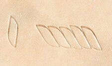 """Rope Stamp # 72, 13 mm x 4 mm (1/2"""" x 1/8"""") by Barry King Tools 78-72"""