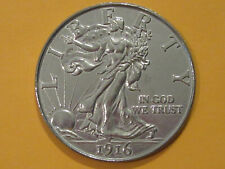 U.S. Coin Giant Walking Liberty Half Dollar Coin Coaster  Paperweight  3in