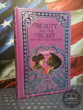 NEW SEALED Beauty & the Beast & Other Classic Tales Collectible Leather Edition