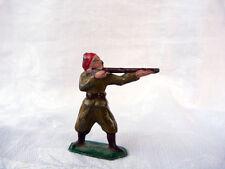 Plomb creux - Tirailleur tenue marron première guerre mondiale (WW1)