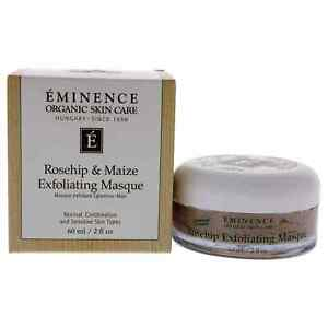 Rosehip and Maize Exfoliating Masque by Eminence for Unisex - 2 oz Mask
