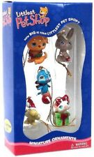 Littlest Pet Shop Miniature Ornaments