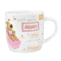 Boofle Extra Special Mum China Mug In Gift Box Birthday Mother's Day Gifts