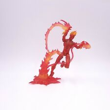 Marvel Legends Series 2 Human Torch Loose