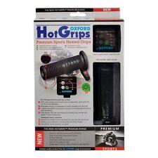 Oxford Hot Grips Premium Sports OF692 Heated Handlebar Grips Brand New
