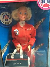 Air Force Barbie Thunderbirds 1993 Special Edition Mattel 11552 MIB Doll Action