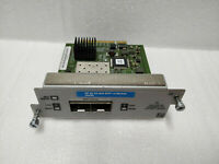 HP J9008A 2-Port 10GbE SFP+ Module For 2910al Switch, Fully tested