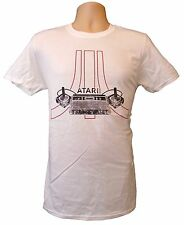 Atari T-Shirt Console Mens Medium White