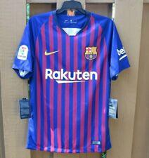New Nike Fc Barcelona Stadium Soccer Jersey Coutinho (894430-456) Size Small