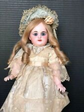 """12.5"""" Beautiful Early French Bisque RABERY DELPHIEU, Blonde"""