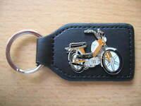 Schlüsselanhänger Kreidler Flory orange Mofa Art. 1139 Moped Moto Motorbike