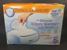 Prince Lionheart Warmies Cloth Baby Wipes Warmer - New In Box Nib
