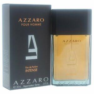 Azzaro Homme Intense 1.7 oz EDP spray mens cologne 50 ml NIB