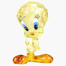 Swarovski Looney Tunes Tweety Crystal Figurine - Yellow (5465032)