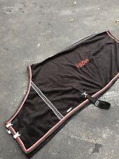 FinnTack Fleece Blanket Cooler Liner Moisture Wicking Sz 80 Black Retail $80