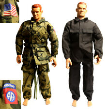 1/6 Uniforms Sets for 12'' 21st Century US Germany WWII Ultimate Soldier Figures