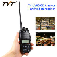 TYT TH-UV8000D Long Range Dual Band Two Way FM Amateur Radio Comunicador 3600mAh