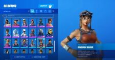 Stacked Fortnite Renegade Raider and Pink Ghoul Troop Account (Read Description)