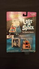 """1998 LOST IN SPACE """"SPACE POD"""" JOHNNY LIGHTNING MIP CLIP 31"""