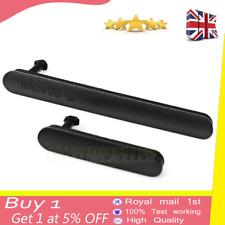 For Sony Xperia Z3 D6603 D6653 Dust Caps Micro Slot SD USB Sim Port Cover  Black