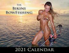 THE 2021 BIKINI BOWFISHING CALENDAR