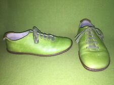Green El Naturalista Oxfords 9 40