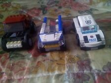 Lego - 3 Coches 1 (Incompletos)