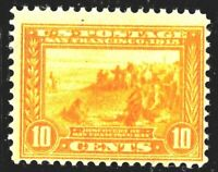 [SP]  1913 US #400 Mint-OG  Perf 12, 'Panama-Pacific' Exposition Issue Stamp.