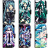 Anime Vocaloid Collection Phone Wallet Flip Case Cover for HTC Nokia Oppo Xiaomi