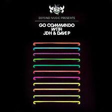 1 CENT CD VA Go Commando with JDH & Dave P the knife fourtet gossip rapture