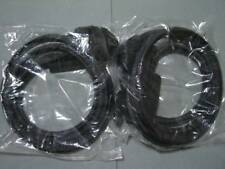 CELICA TA22 TA23 UPPER DOOR GLASS SEAL RUBBER PAIR NEW