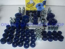 Suits Nissan Skyline R33 SUPER PRO Front & Rear Suspension Bush Kit