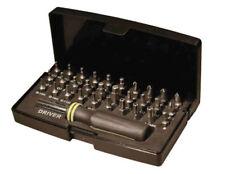 Stanley 680001 Tamperproof Screwdriver & Bit Set - 31 Pieces