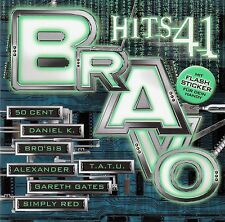 BRAVO HITS 41 / 2 CD-SET - TOP-ZUSTAND