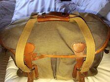 BILLINGHAM 335 Khaki Tan Trim DSLR Camera Bag Holdall Mid Size 5-Series
