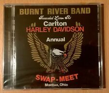 BURNT RIVER BAND Recorded Live At Carlton Harley Davidson Annual Swap-Meet (CD)