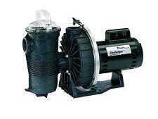 Pentair 346204 1HP 115/230V Challenger Single-Speed High Pressure Pool Pump