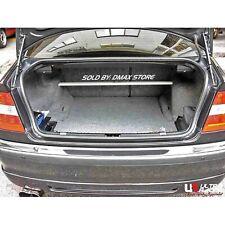 BMW E46 M3 3-SERIES 98-06 ULTRA RACING 2 POINTS REAR TRUNK STRUT TOWER BAR BRACE