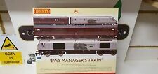 HORNBY EWS MANAGERS TRAIN PACK CLASS 67 BO-BO DIESEL ELECTRIC DCC READY R2890