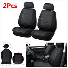2Pcs Car Van Seat Covers Universal 5MM Foam For Interior Accessories Seat Covers