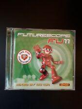 Musik CD - Futurescope FU 11 DJ C.A. incl free 105 Megamix CD - komplett - Top