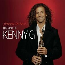 KENNY G FOREVER IN LOVE The Best of CD NEW