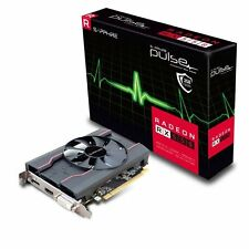 Sapphire AMD Radeon RX 550 PULSE 2G GDDR5 PCI-E Video Card HDMI DVI DisplayPort