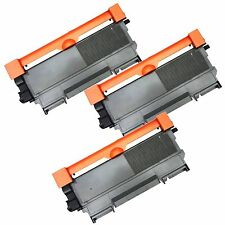 3 PK TN450 Black Toner For Brother TN420 HL-2220 2240 2270DW MFC-7360N DCP-7060D
