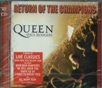 Queen + Paul Rodgers - Return Of The Champions 2005 Tour 2X Cd Eccellente